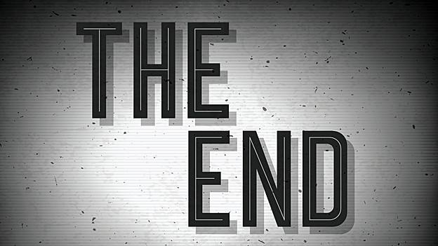 Alle stehen irgendwann vor dem «letzten Mal» - sei es die Zigarette oder der letzte Arbeitstag vor der Pensionierung.