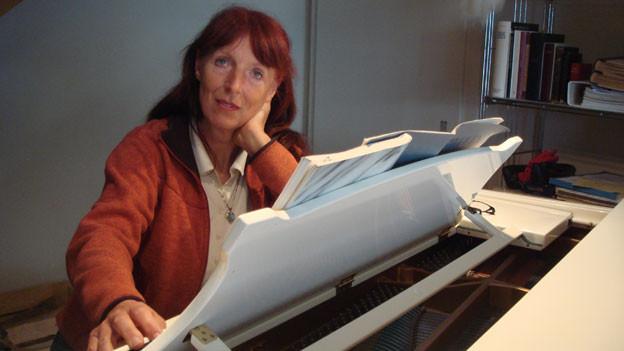 Abenteuerliches Leben: Cornelia Diethelm.