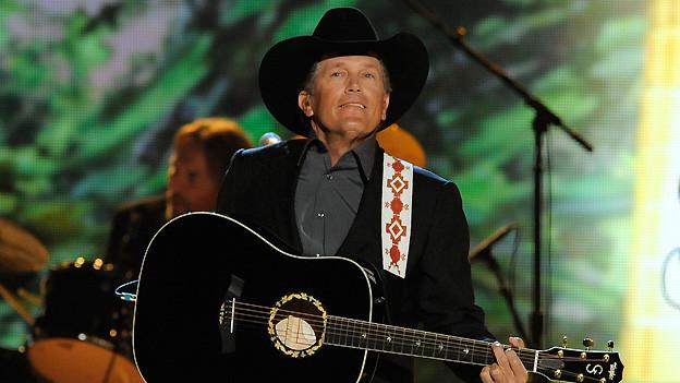 George Strait im April 2013 bei der 48. Verleihung der Country Music Awards in Las Vegas.