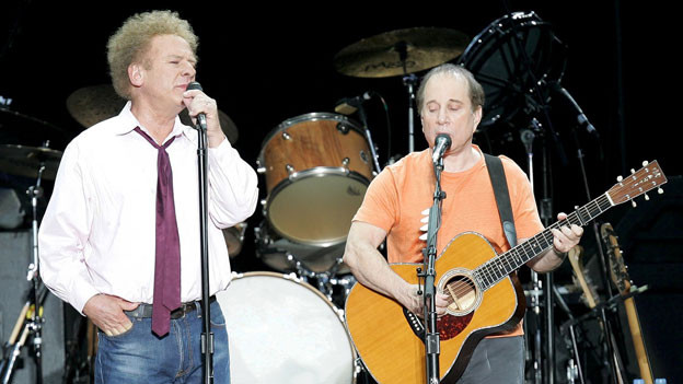 Simon and Garfunkel 2004 in Basel.