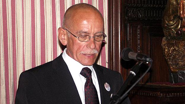 Passionierter Zivilschützer über das Pensionsalter hinweg: Franz Freuler.