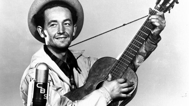 Woody Guthrie (1944).