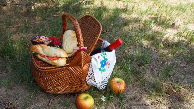 Picknick mit Stil