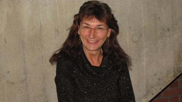 Mirjam Wagner ist die reformierte Pfarrerin von Muttenz.
