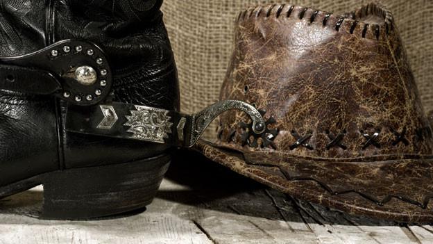 Symbolbild. Cowboy Accessoire wird auch in der Country-Musik besungen.