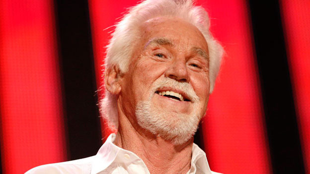 Kenny Rogers am CMA Music Festival in Nashville 2008.