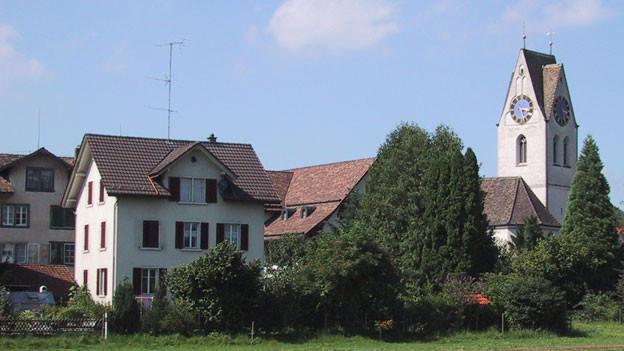 Schweizer Dorf: Ein Staatsbesuch sorgt für Aufregung.