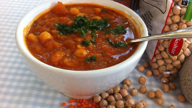 Schmeckt auch ohne Fastenzeit: Die Ramadan-Suppe.