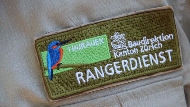 In den Thurauen gibt es Ranger.