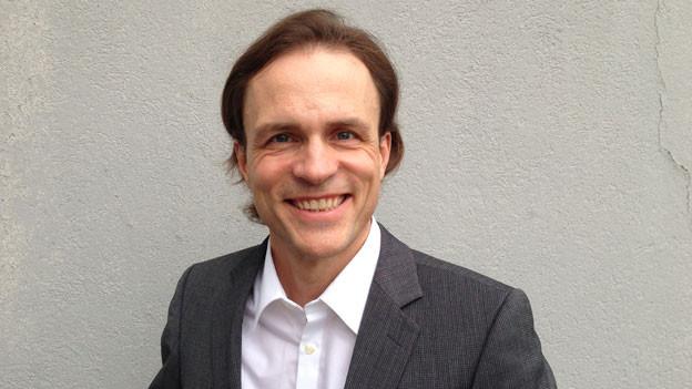 Christian Fichter weiss, was Pendler im öffentlichen Verkehr glücklich macht.