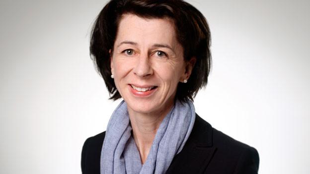 Vertritt Liechtenstein in der Schweiz: Botschafterin Doris Frick.