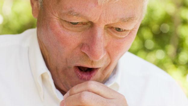 Eine Schluckstörung kann lebensbedrohlich sein.