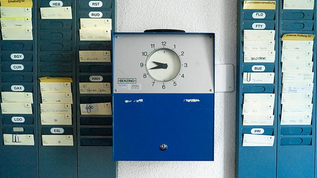 Die Stempeluhr, ein Relikt aus der Vergangenheit? Die Arbeitszeiterfassung hat sich grundlegend verändert.