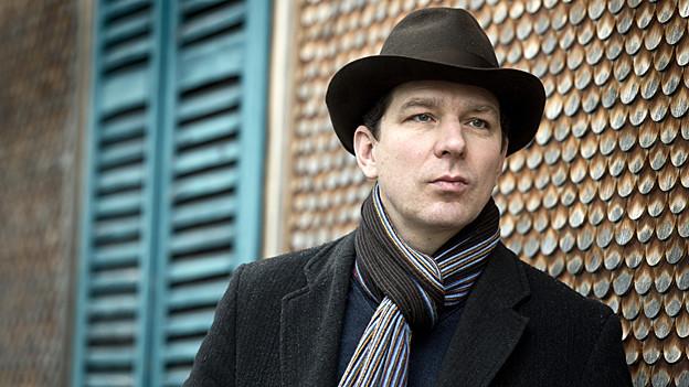 Achim Parterre, der Autor von «Tschüss zäme»