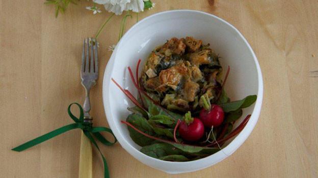 Scarpatscha - ein Bündner Gericht