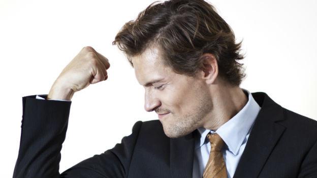 Selbstüberschätzung: Häufig werden persönliche Erfolge dem eigenen Können zugeschrieben und Misserfolge eher den äusseren Umständen.