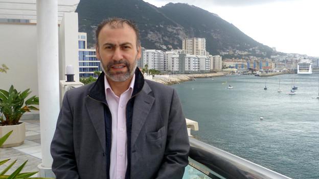 Salvatore Scalici lebt seit bald 20 Jahren in Gibraltar.
