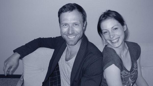 Philipp Langenegger und Jeanne Devos.