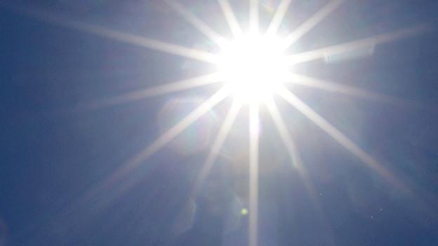 Das Ozonloch wird nach neuesten Messungen immer kleiner.