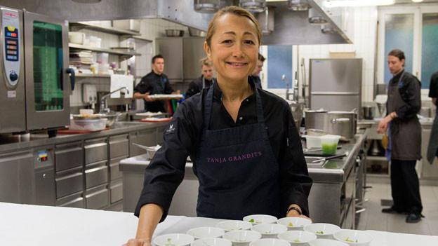 Tanja Grandits ist «Koch des Jahres 2014».