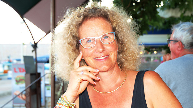 Corina Schneider.