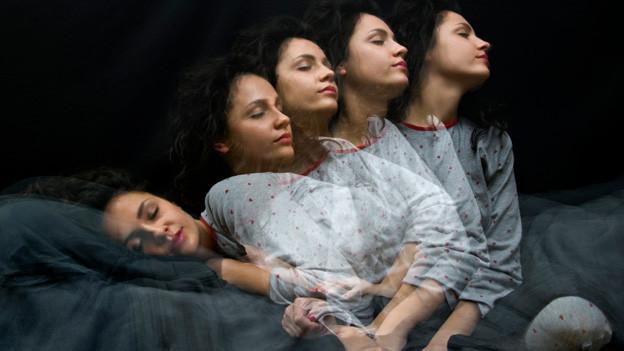 Schlafwandler: Sie stehen mitten im Schlaf auf ohne zu erwachen.