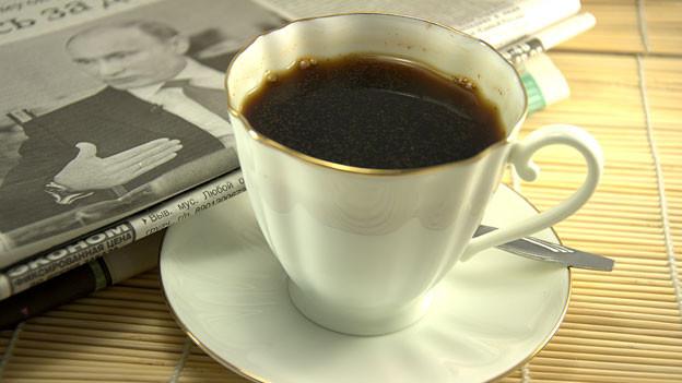 Liegt wieder im Trend: Filter-Kaffee.