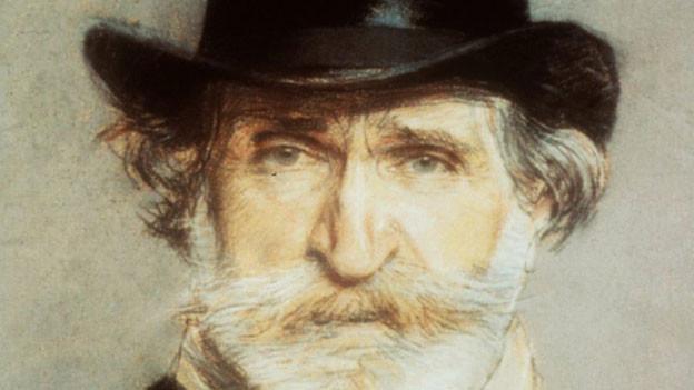 Giuseppe Verdi war der Sohn eines italienischen Gastwirts.