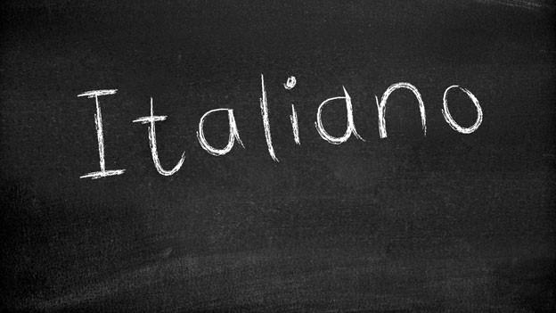 Die Italienische Sprache muss gepflegt werden, fordern die Tessiner und Bündner.