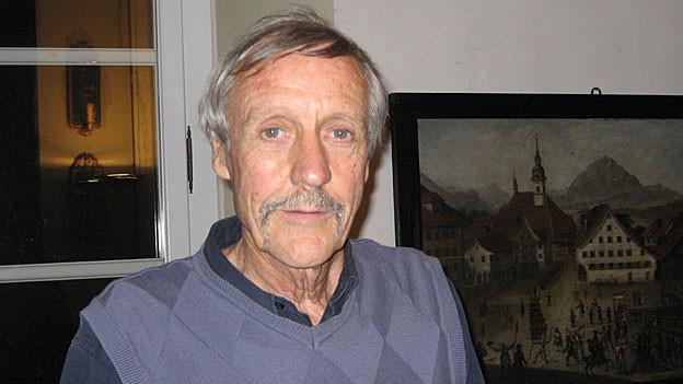 Dieter Gemsch hat über 70 Länder bereist.