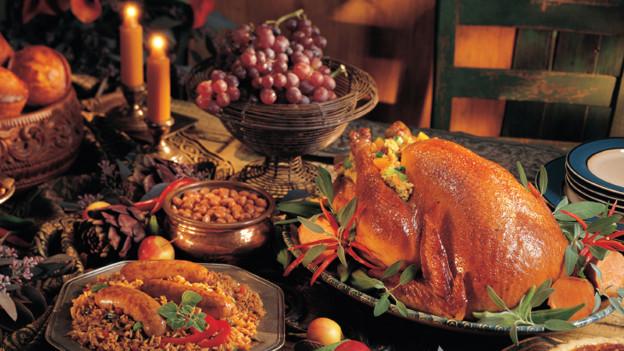 Thanksgiving: Ein Fest für die Sinne!