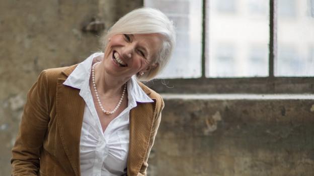 Esther Bischofberger Potrait