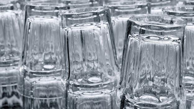 Seit man Glas industriell herstellen kann, ist es erschwinglich geworden.