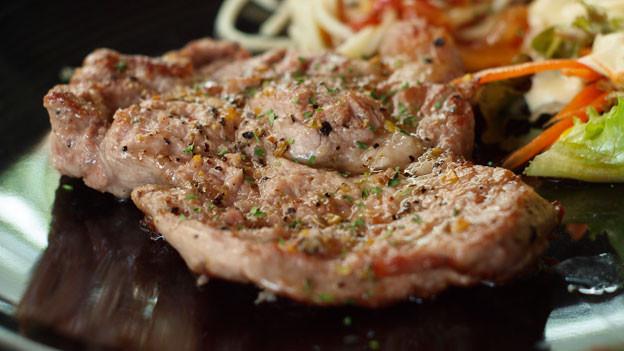 Wie mögen Sie es - das Fleisch?
