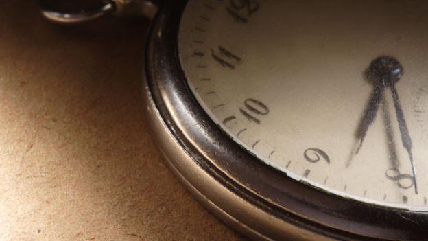 Warum scheint die Zeit manchmal stehen zu bleiben?  Ein Zeitexperte gibt Antworten.