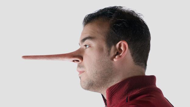 Lügen soll man nicht – trotzdem kann es aber nützlich sein.