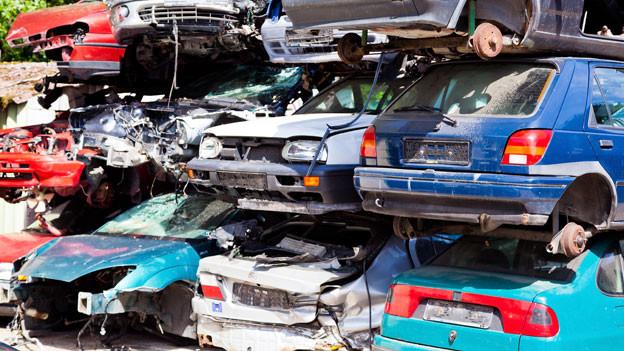 Gebrauchtwagen sind oft auch gute Ersatzteil-Lieferanten.
