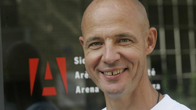 Markus Atzenweiler, Trainer für gewaltfreie Bewältigung von Gefahrensituationen.