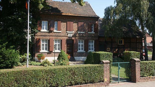Geburtshaus von Adolph Kolping in Kerpen.