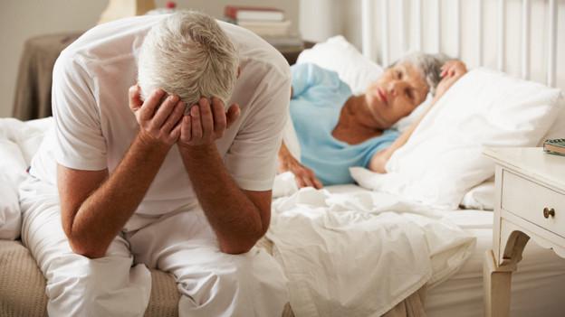 Erektionsstörungen sind in den meisten Fällen organisch bedingt.