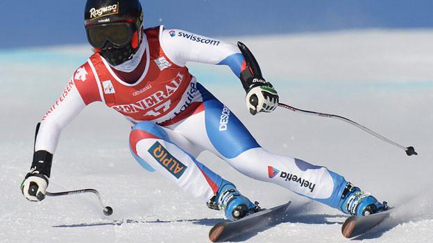 Fährt Lara Gut weitere Schweizer Erfolge ein?