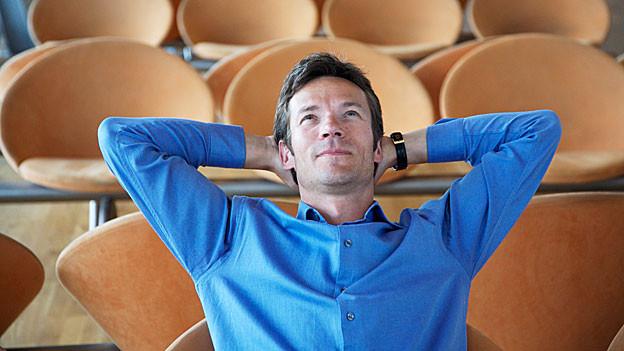 Tief durchatmen: Wenn die innere Stimme sich meldet, hilft Entspannung.