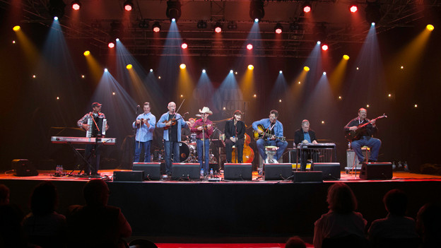The Time Jumpers an der Country Night Gstaad 2013.