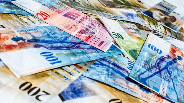 Wenn 2013 von Geld die Rede war, war das Wort «Abzocker» oft nicht weit.