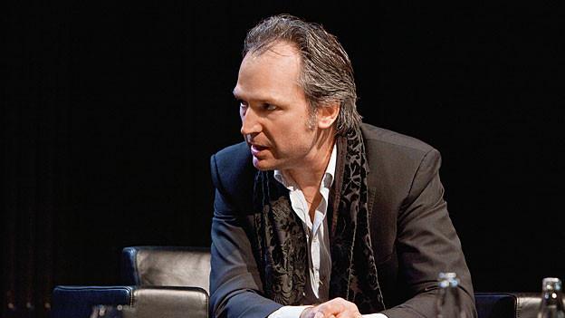 Michael Luisier, Redaktor Literatur und Satire SRF