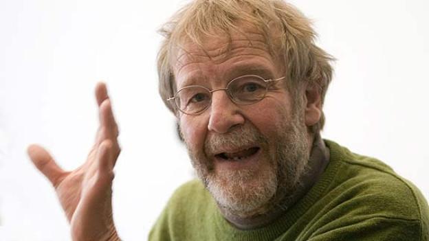 Musiker und Initiant der Klangwelt: Peter Roth.