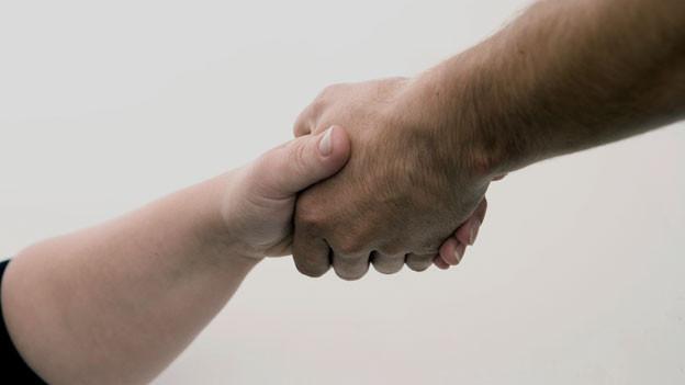 Die Freiwilligenarbeit ist auf hilfsbereite Menschen angewiesen.