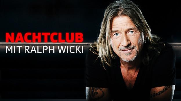 «Nachtclub»-Moderator Ralph Wicki.
