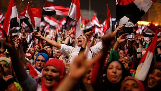 «Arabische Frauen sind Heldinnen und keine grauen Mäuse»