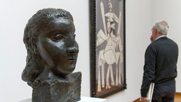 Das Basler Kunstmuseum könnte in Zukunft gratis sein.